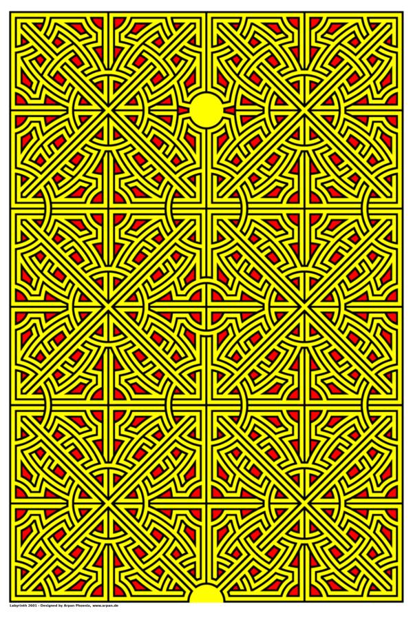 Labyrinth 2601