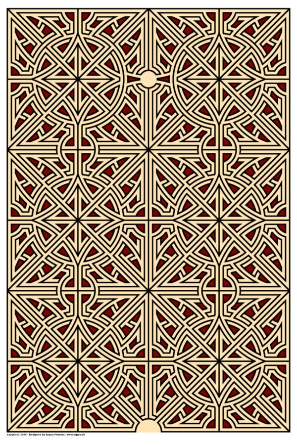 Labyrinth 2604