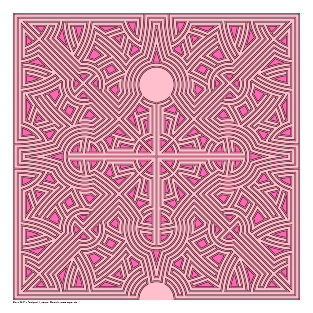 Maze 2823