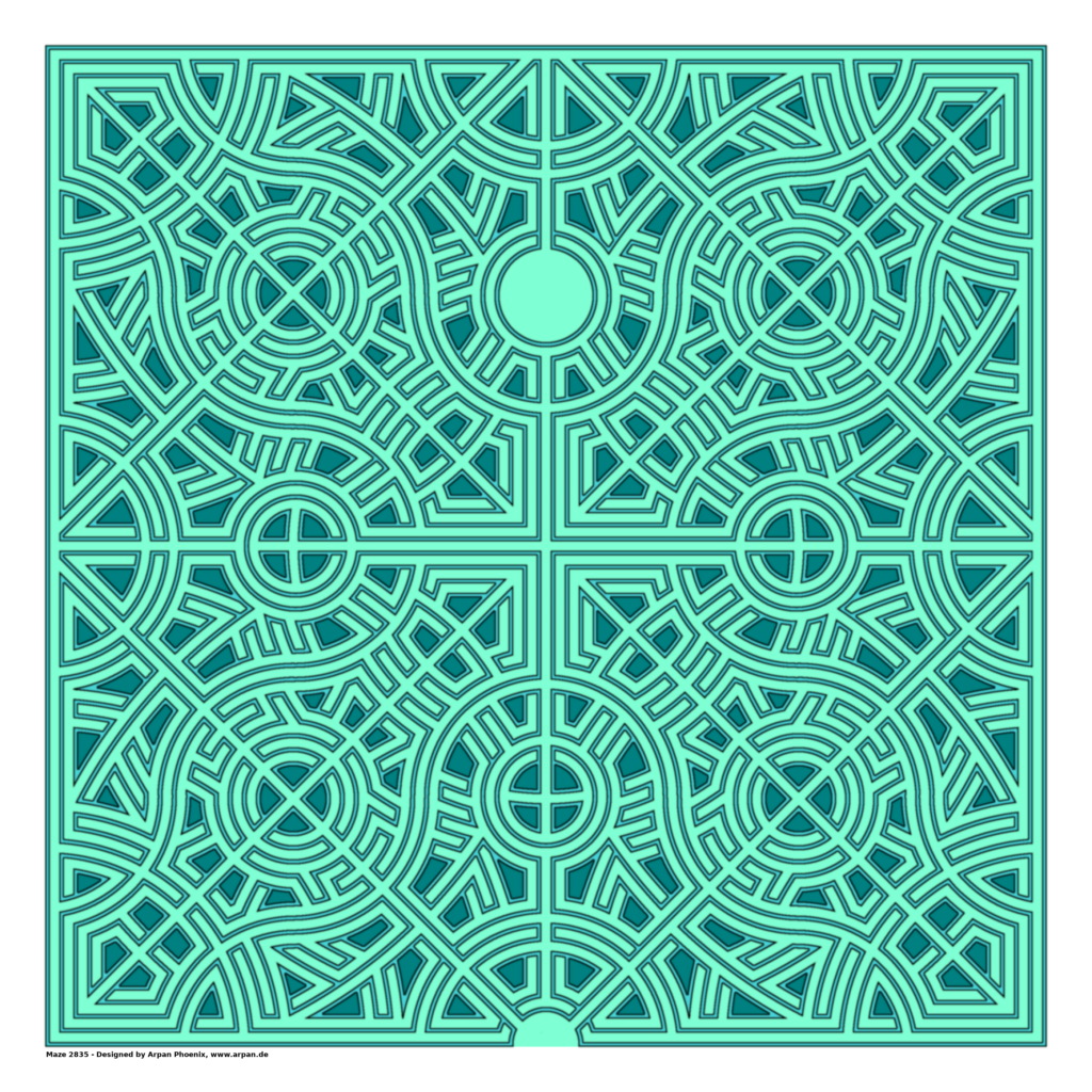 Maze 2835
