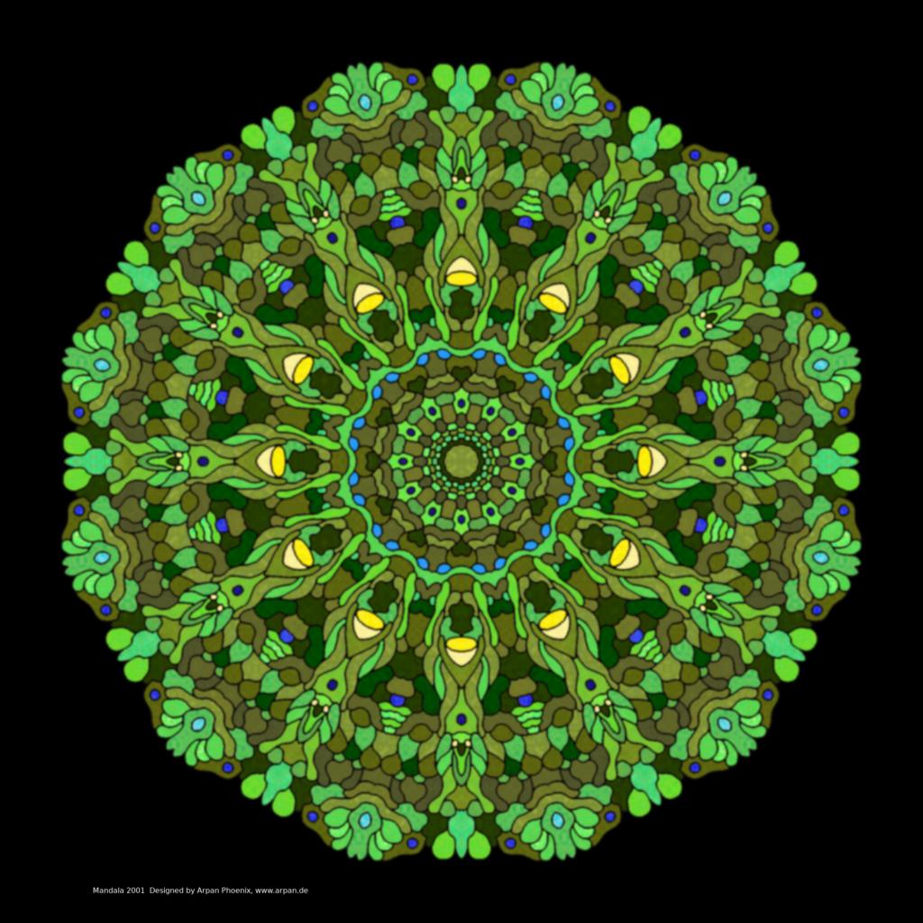 Mandala 2001