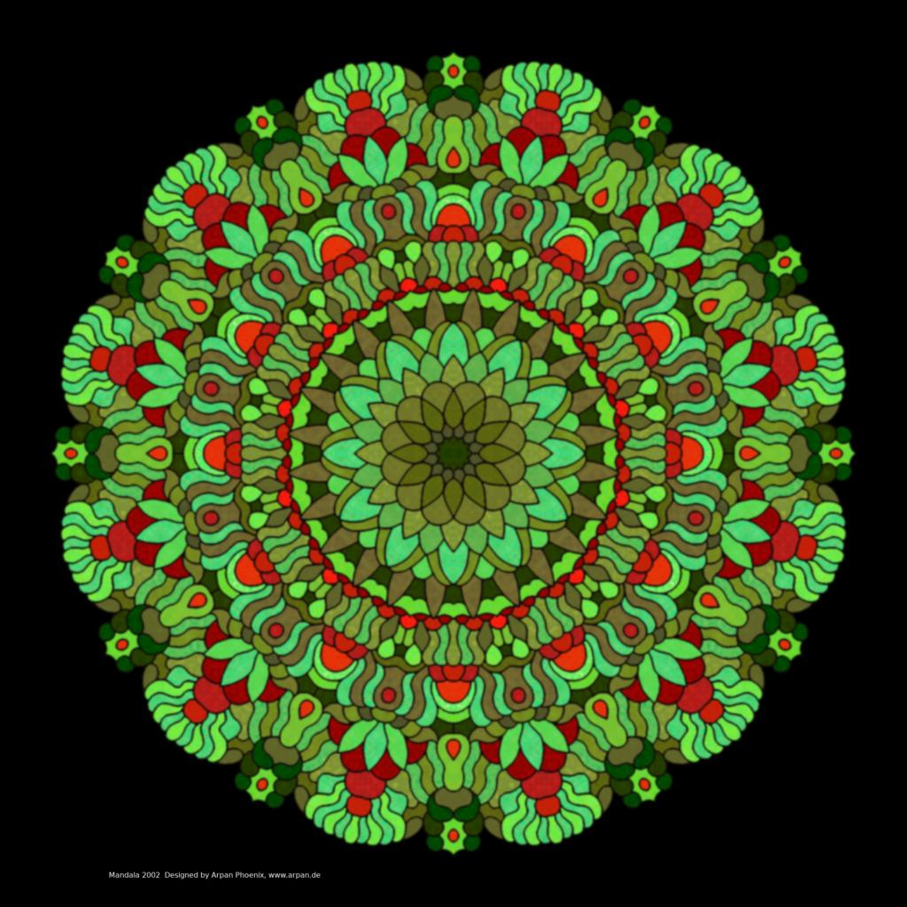 Mandala 2002