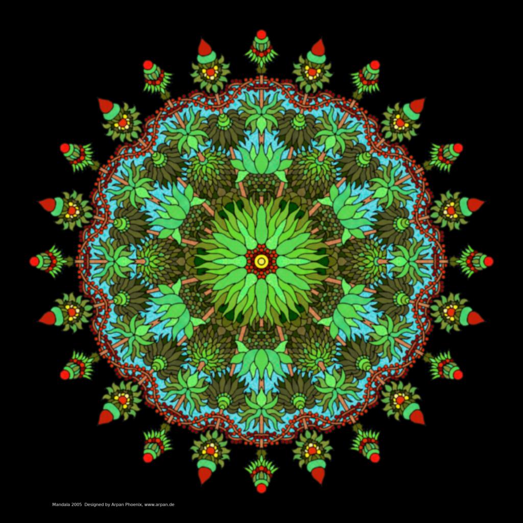 Mandala 2005