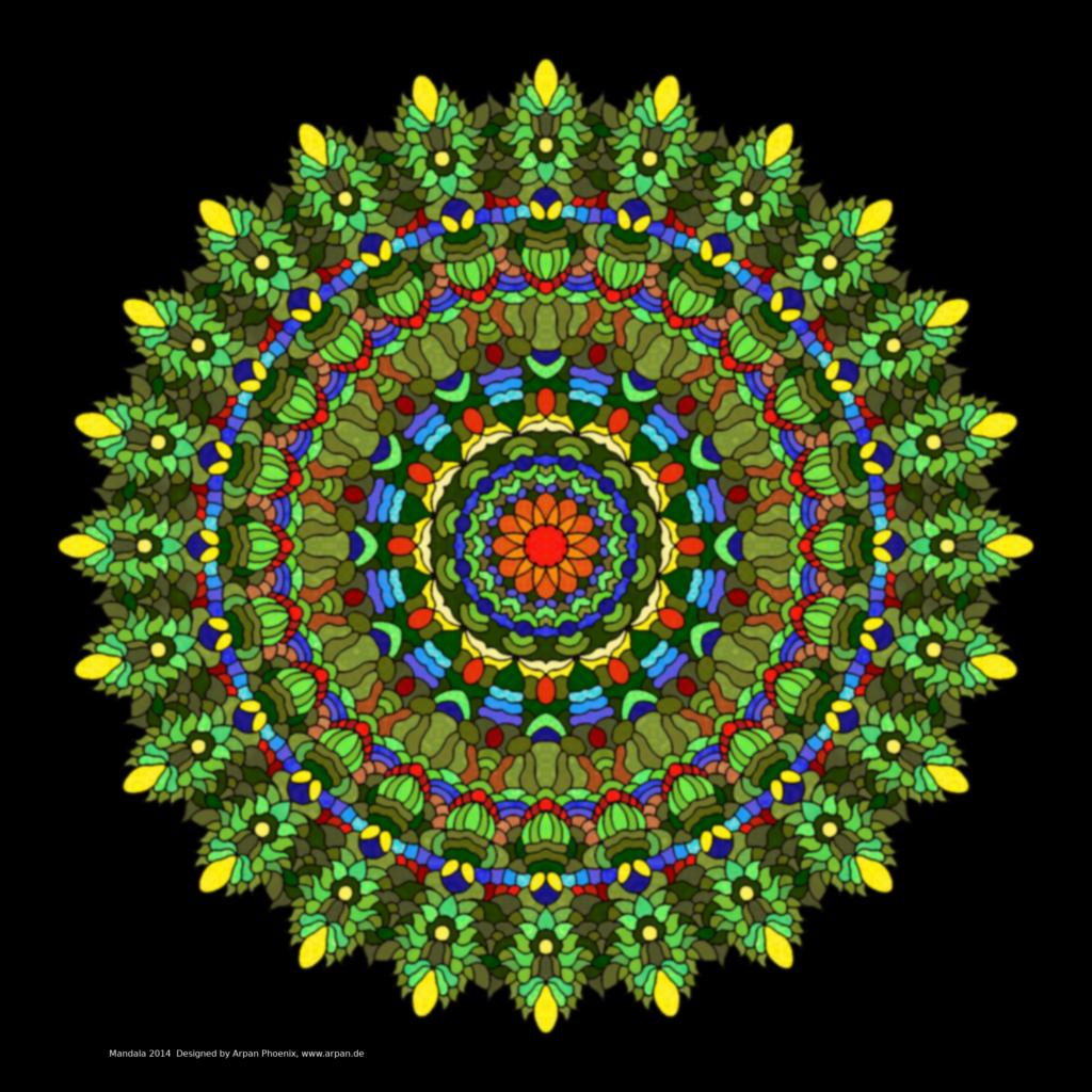 Mandala 2014